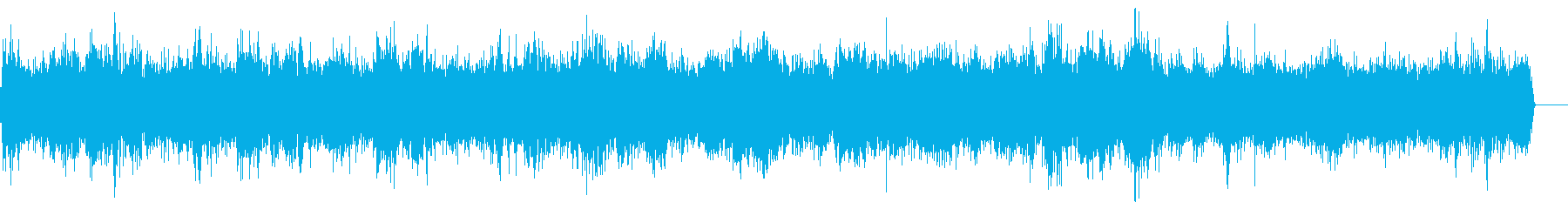 コーヒーショップ-屋外-音声-交通...の再生済みの波形