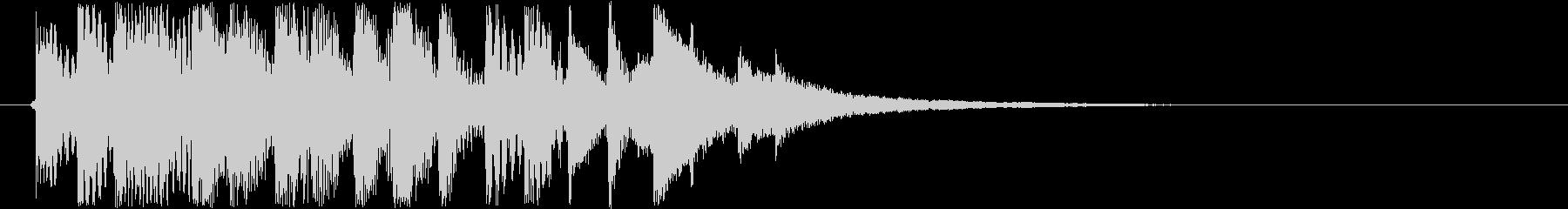 フレクサトーンの未再生の波形