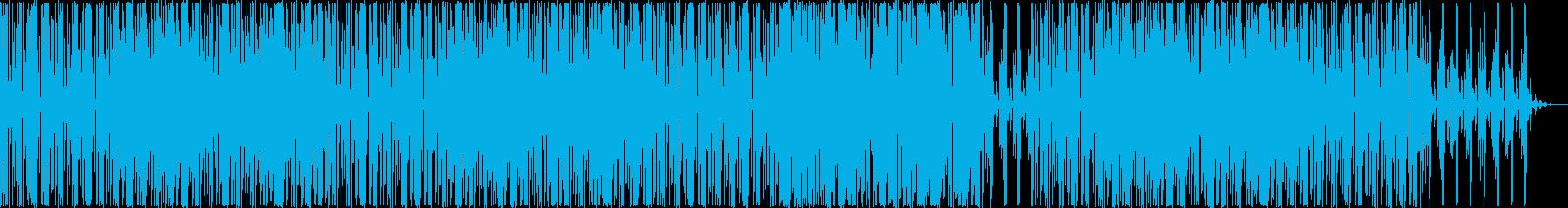 ファミコン風 8bit  レトロの再生済みの波形