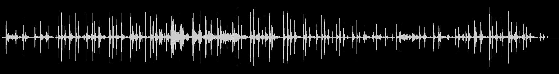 ホース・ギャロッピング、フォーリーの未再生の波形