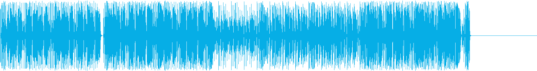 素晴らしいグルービングエレクトロニ...の再生済みの波形