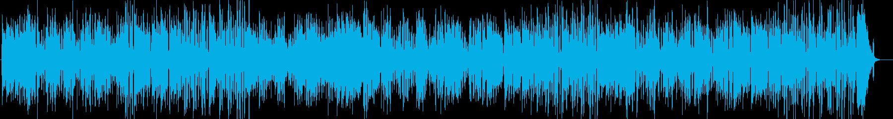 線路は続くよどこまでもビッグバンドジャズの再生済みの波形