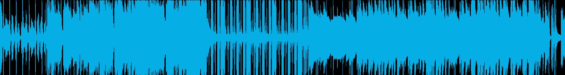 密談、或いはゴロツキの街のBGMの再生済みの波形