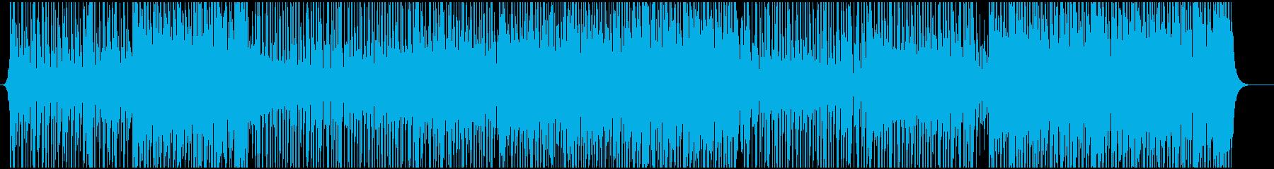 インディーズ ロック ファンク 民...の再生済みの波形