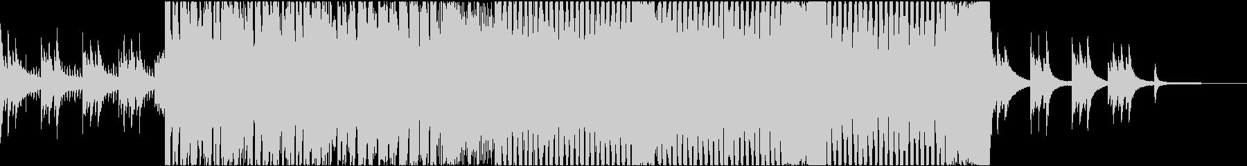 和モノ切ない系ブチ上がりEDMの未再生の波形
