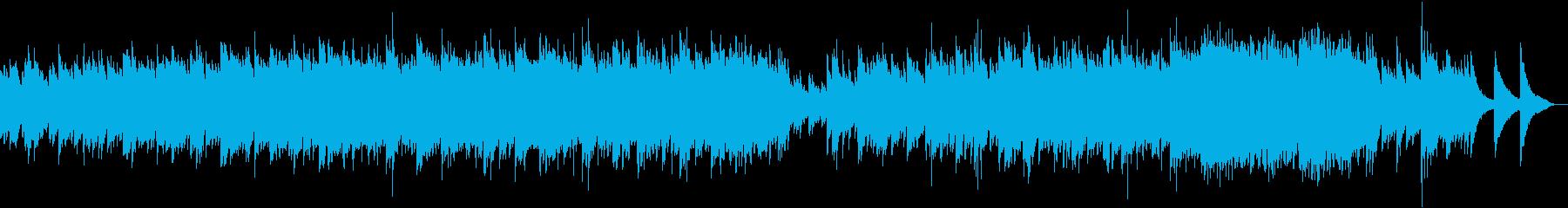 アコーステック 感情的 静か ファ...の再生済みの波形