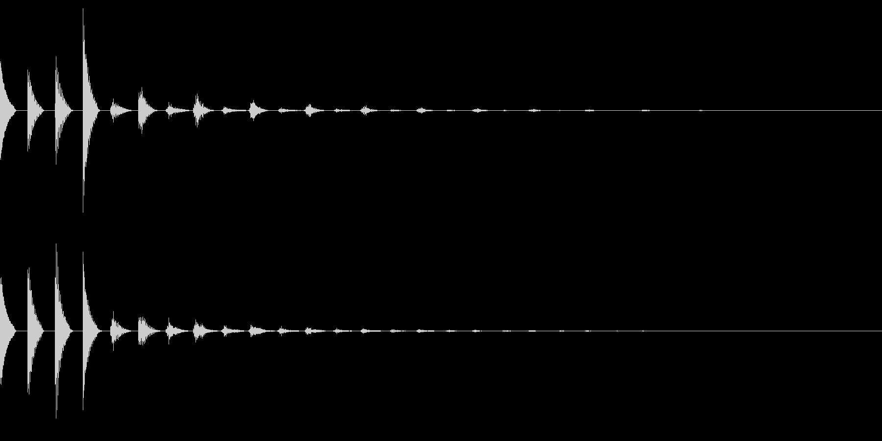 ピコピコSF宇宙なアンビエント/深海#2の未再生の波形