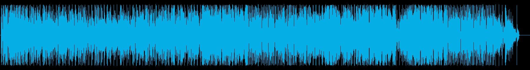 大渡海の再生済みの波形