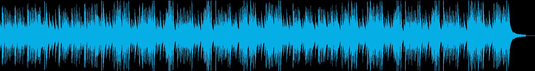 ピアノ名曲サティ まったりした異国風の再生済みの波形