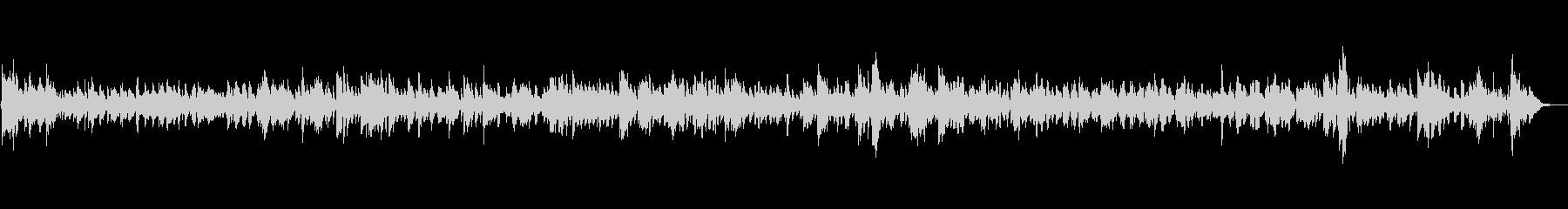 BGM|アダルトで誘惑チックなジャズの未再生の波形