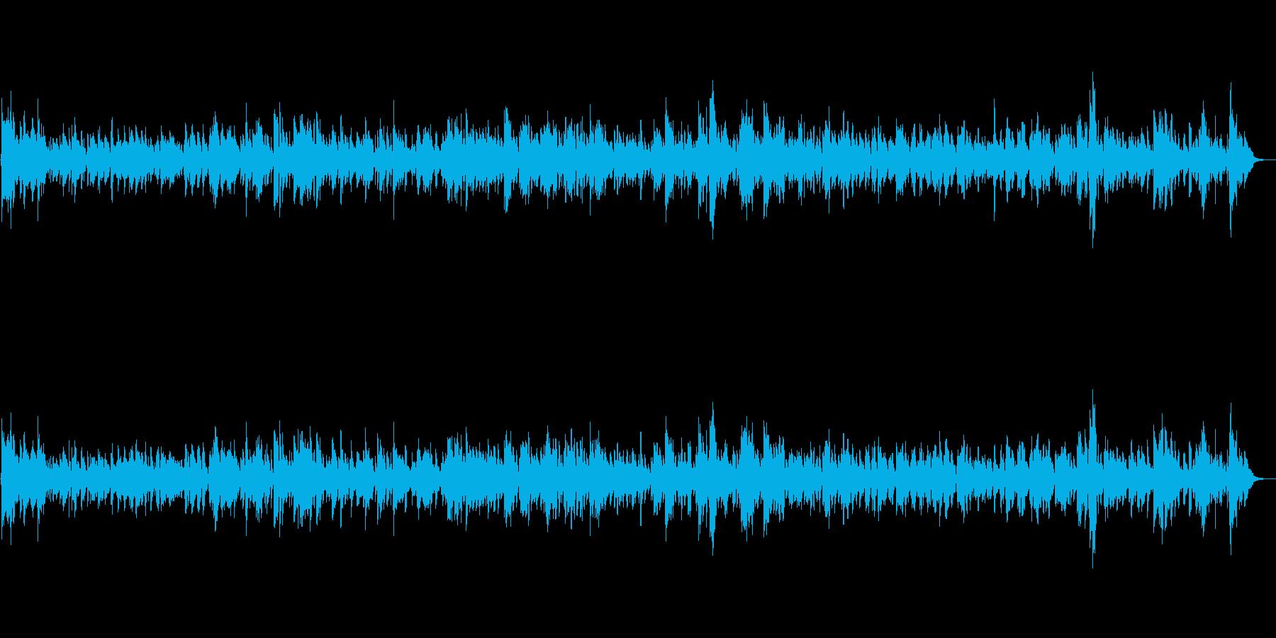 BGM|アダルトで誘惑チックなジャズの再生済みの波形