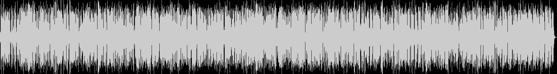 18分おしゃれジャズピアノバーBGMの未再生の波形