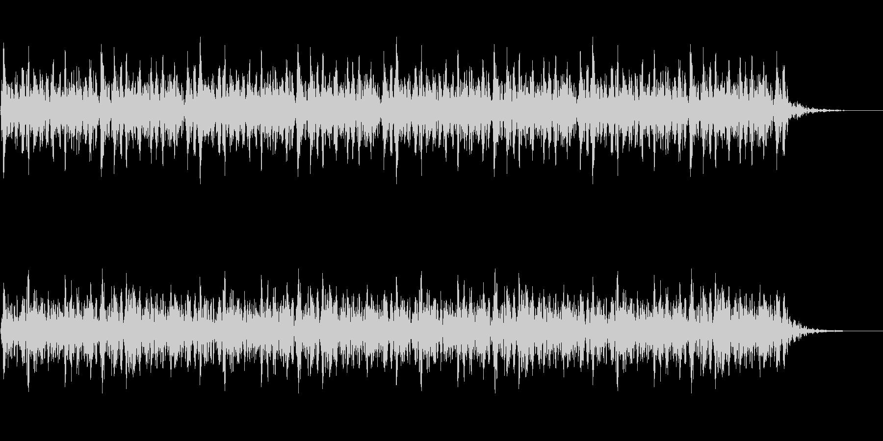 太鼓 躍動的 迫力 効果音 パターン#5の未再生の波形