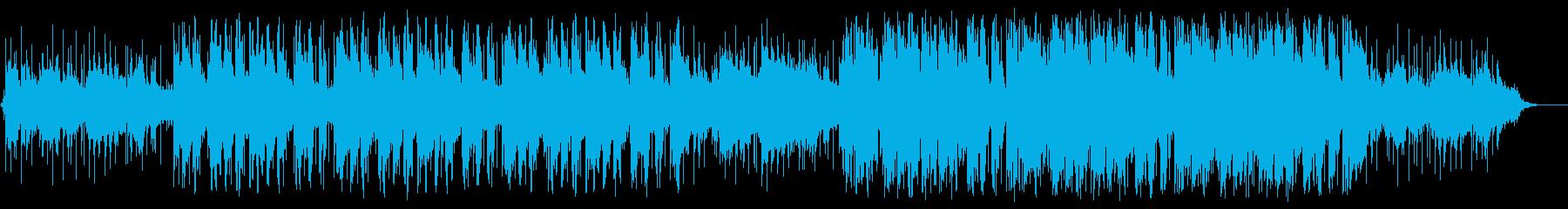 ポップロック フュージョン ジャズ...の再生済みの波形