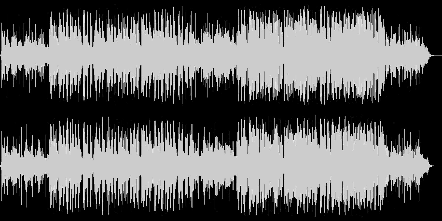 ポップロック フュージョン ジャズ...の未再生の波形