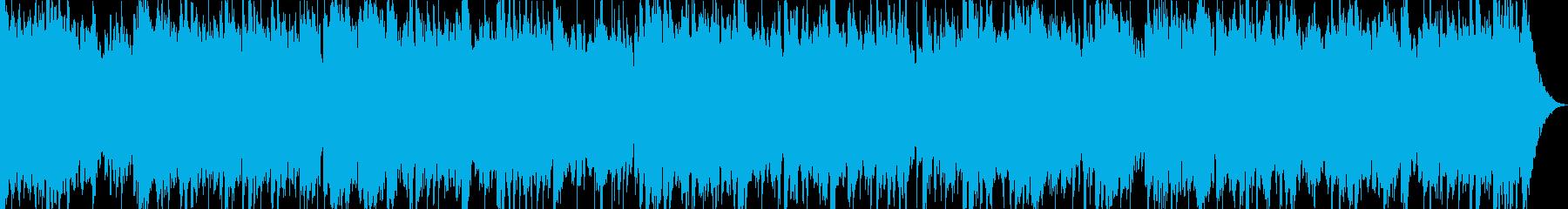 都会的なポップバラードの再生済みの波形