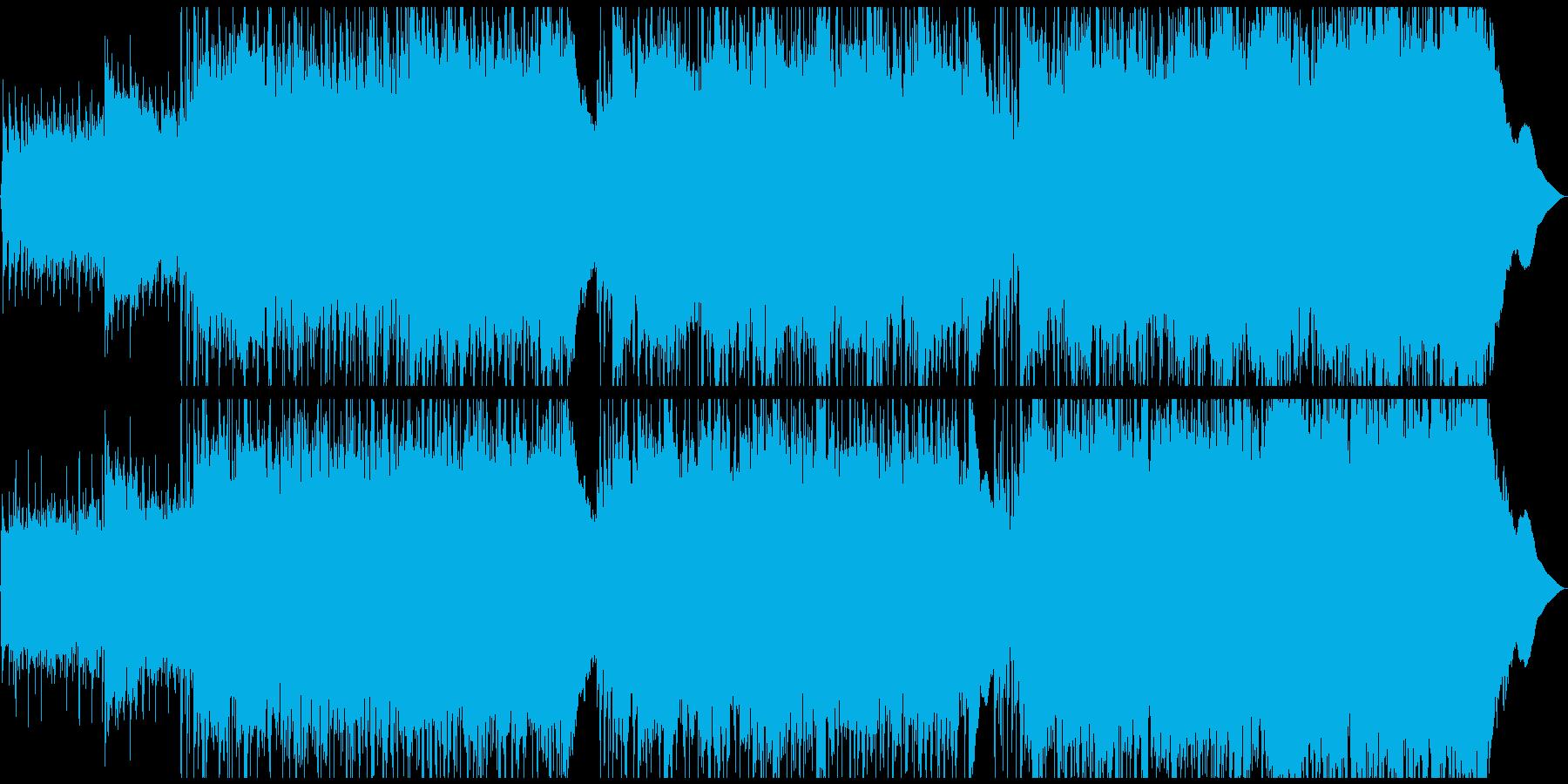 悲しげなインディーロック/ポップ。...の再生済みの波形