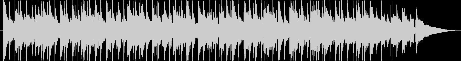 楽しい雰囲気のBGM(30ver)の未再生の波形