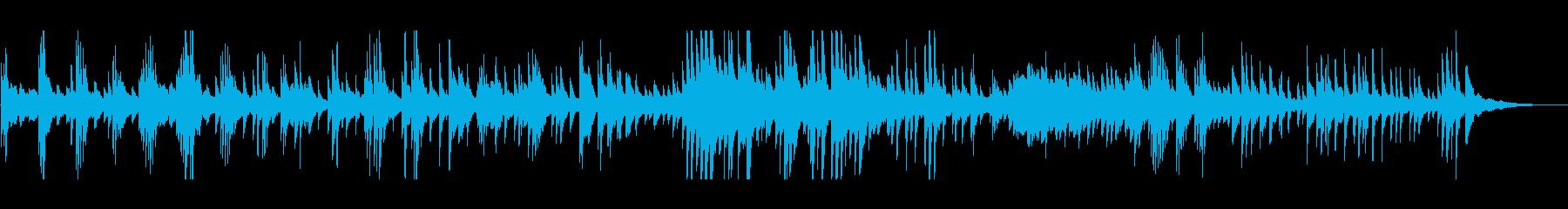 アンニュイで神秘的 静謐なピアノソロの再生済みの波形