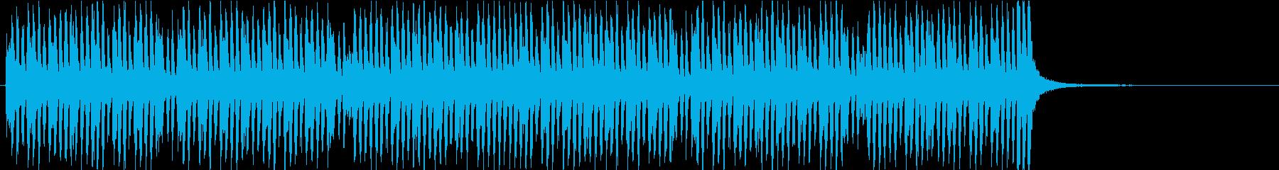 カートゥーン 動物の運動会 ディズニー風の再生済みの波形