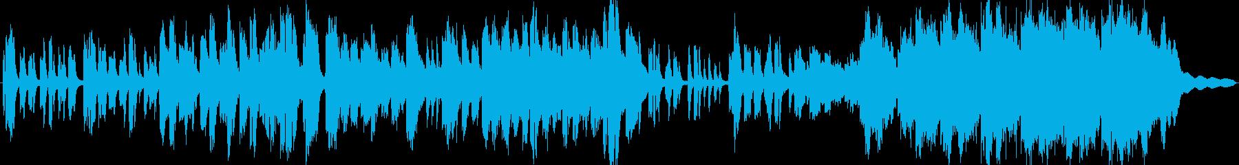 shab◎nの人気.ヒーリングソングの再生済みの波形