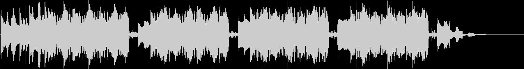 tiktokで使えるEDM曲の未再生の波形