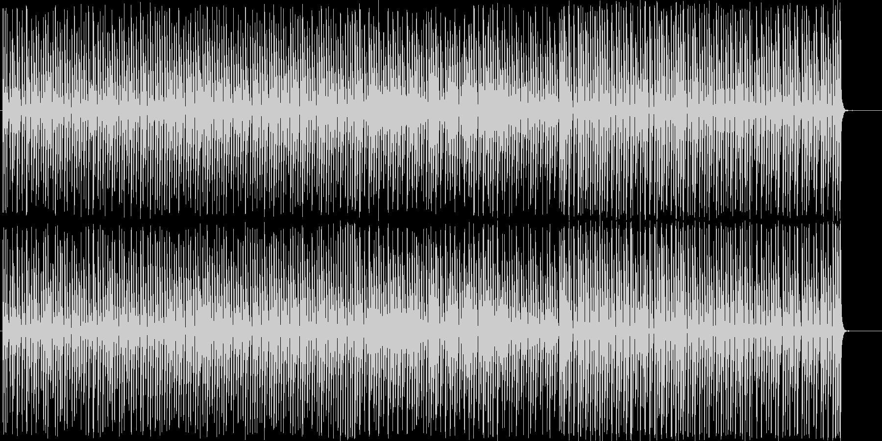 ピコピコ、かわいい、コミカル、脱力系の未再生の波形