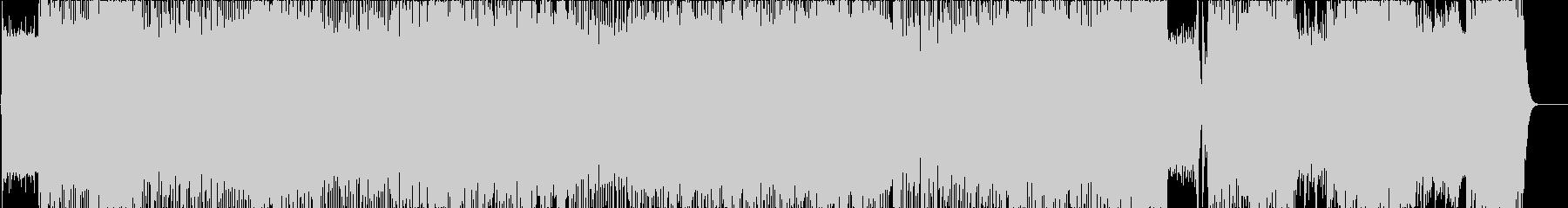 グルーヴィーでテクニカルなデスメタル の未再生の波形