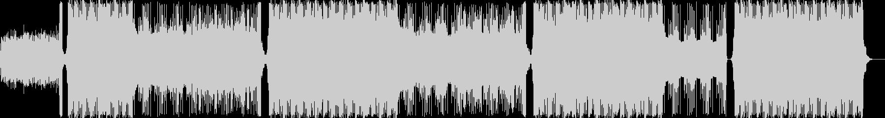 ヒップホップ/ダーク/クランク/#2の未再生の波形