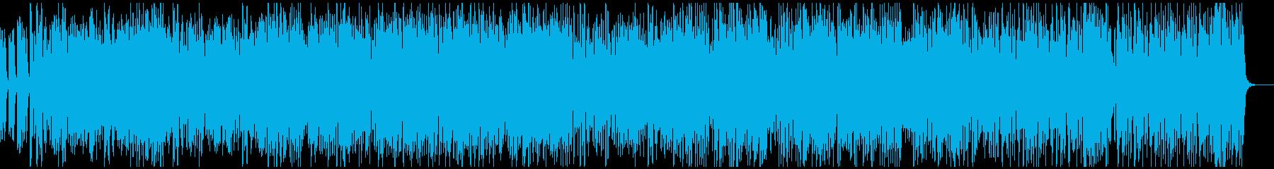 ピアノソロ 明るいリズミカルなラグタイムの再生済みの波形