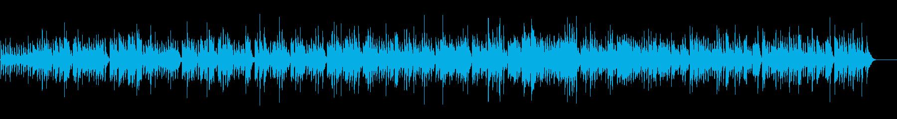 こっけいなコミカルなオーケストラキ...の再生済みの波形