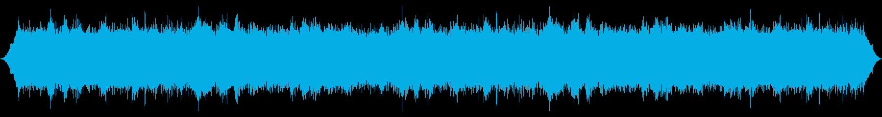 レイクウィンド:レイクバーストから...の再生済みの波形