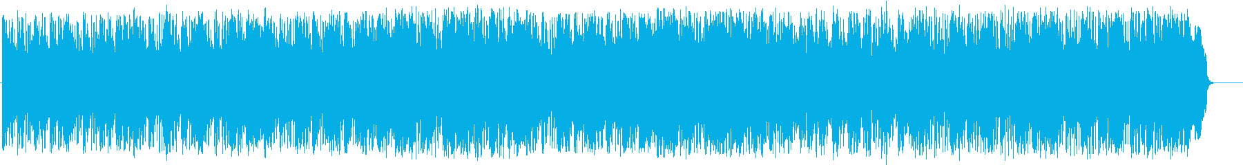 慕情的和風エレガント・ポップスの再生済みの波形