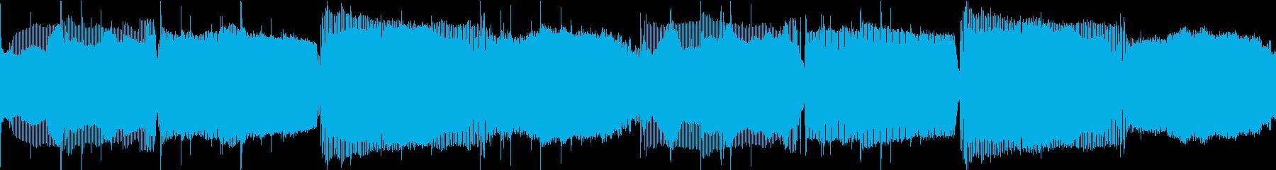 メロディックで感情的なポップロック...の再生済みの波形