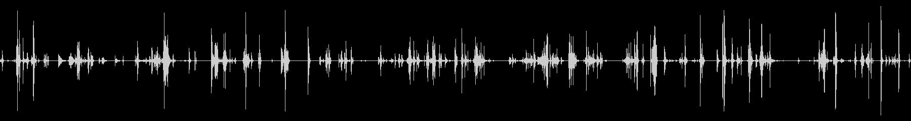ツールボックスのさまざまな動きツー...の未再生の波形