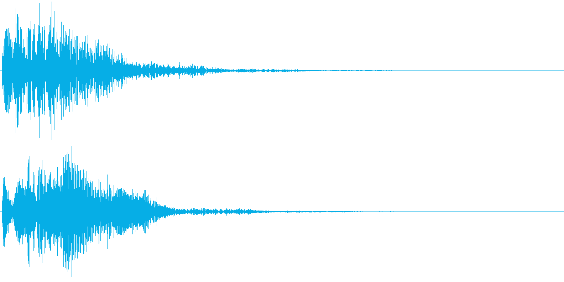 未来的・決定・選択・空気感・効果音12の再生済みの波形