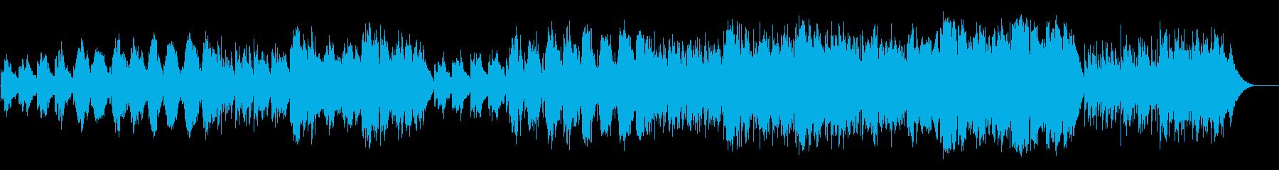 ハーフビターで、ゴージャスナイトライフの再生済みの波形