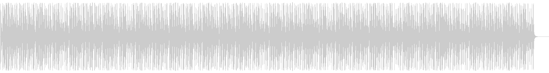 ほのぼのほんわかライブ配信&動画用BGMの未再生の波形