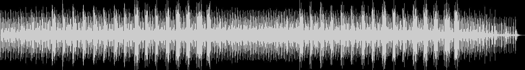 アンビエント、ニューエイジ風の音楽...の未再生の波形