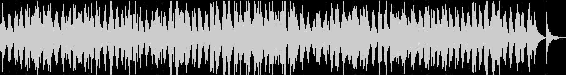 空間BGM8 16bit48kHzVerの未再生の波形