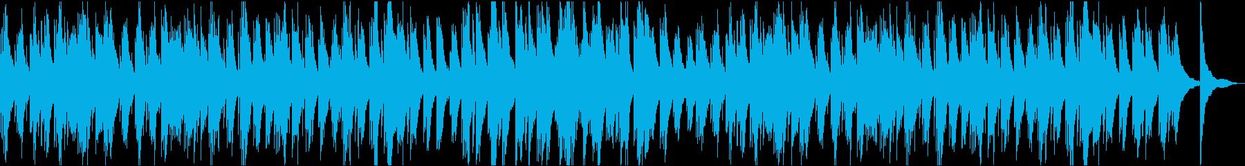 空間BGM8 16bit48kHzVerの再生済みの波形