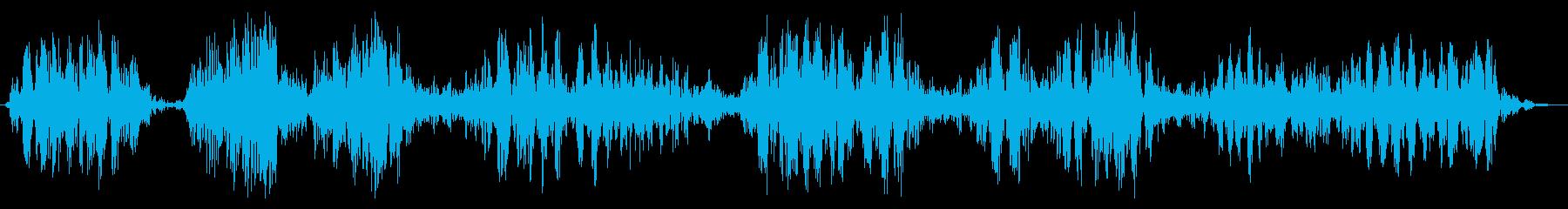 スライムなどが蠢く音タイプC#10の再生済みの波形