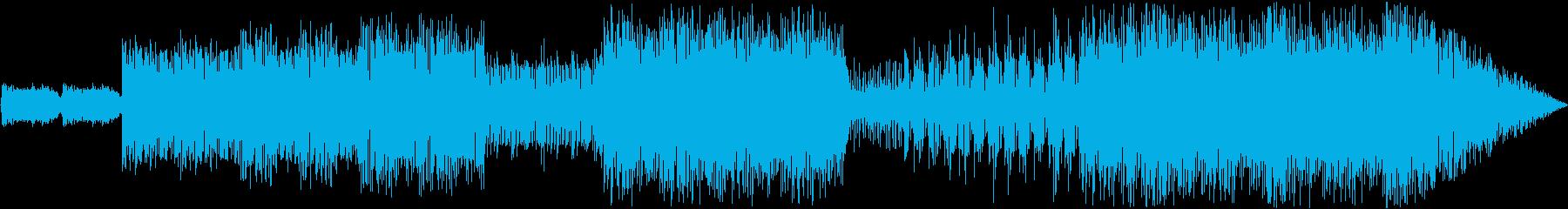 プログレッシブハウス。シンプル。簡...の再生済みの波形