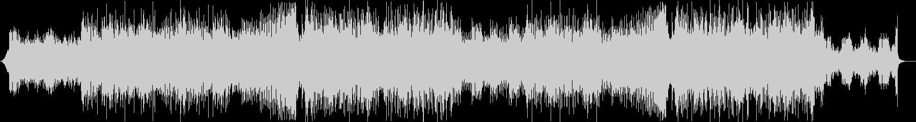 クールで少し切ないFuture Bassの未再生の波形