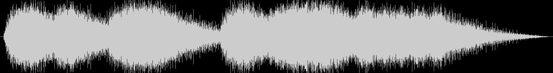 機械 ジグソーエンジンシーケンス01の未再生の波形