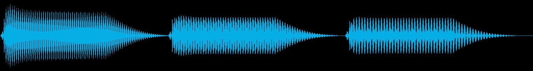 往年のRPG風 コマンド音 シリーズ 8の再生済みの波形