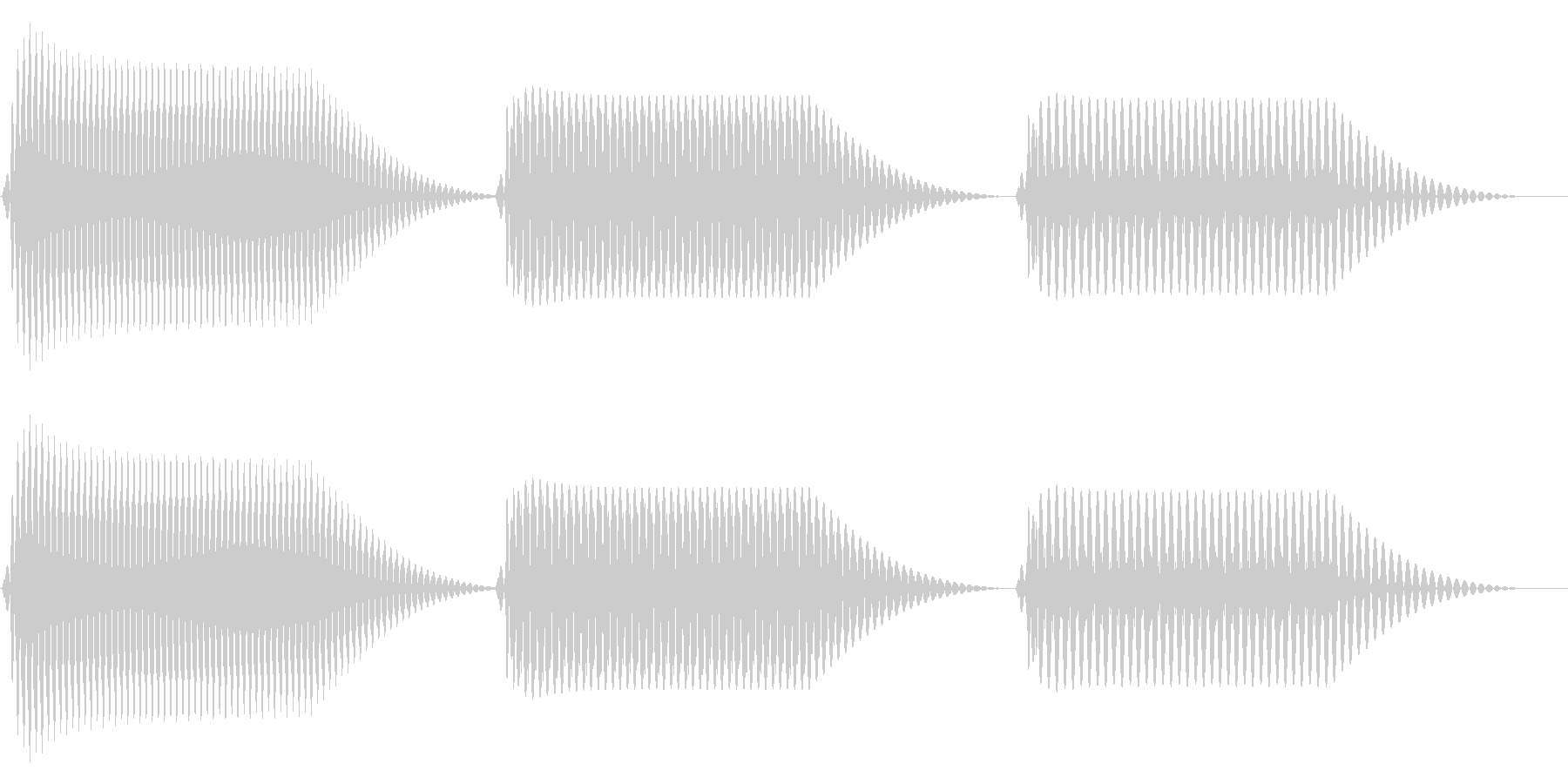 往年のRPG風 コマンド音 シリーズ 8の未再生の波形