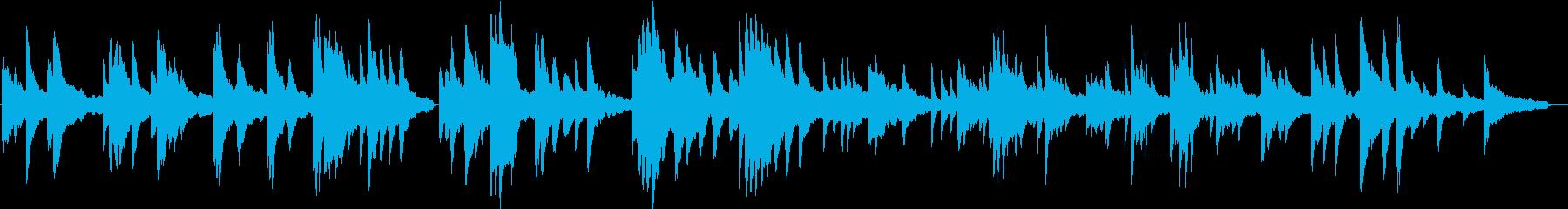 ヒーリングピアノ組曲 まどろみ 9の再生済みの波形