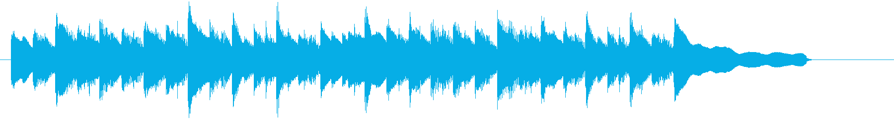 Guitar CM 18の再生済みの波形