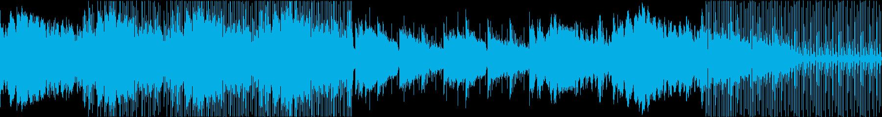 不思議 ガムラン 南国 ファンタジーの再生済みの波形